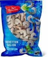 Pelican ASC Crevettes tail-on 800g