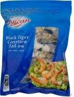 Pelican ASC Bl.Tiger Crevettes crues 400g