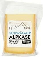 Fromage d'alpage Schwägalpkäse extra 100 g
