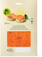 Bio Saumon fumé aux limes 100g