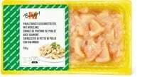 M-Budget Émincé de poulet 750g