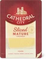 Cathedral City Cheddar tranches 150g
