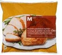 M-Classic Escalopes de poitrine poulet 750g