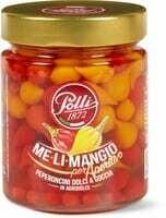 Polli Sweet drop peppers 180g