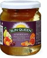 Sun Queen Fruits confits moutarde 170g