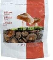 Shiitake séchés 25g