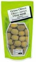 Olives vertes dénoyautées 100g