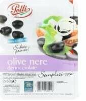 Polli olive nere 2 x 40g