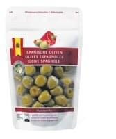 Olives espagnoles à la pâte de poivrons 200g