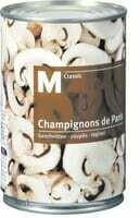 M-Classic Champignon de Paris coupés 230g