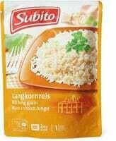 Subito Riz long grain 250g
