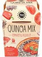 YOU Max Hav quinoa Tomato & piquillo 225g