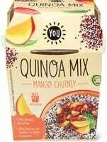 YOU Max Havelaar Quinoa mangue chutn. 225g
