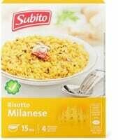 Subito Risotto Milanese 250g
