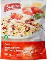 Subito pasta mascarpone & cherry tomato 175g