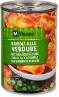 M-Classic Ravioli aux légumes 430g