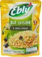 Ebly express nature à l'huile d'olive 220g