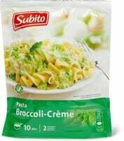 Subito Pasta Broccoli-Crème 160g