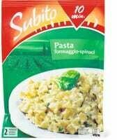 Subito Pasta formaggio-spinaci 175g