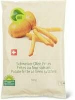 Bio Frites au four 500g
