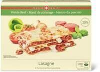 Bio lasagne Boeuf de paturâge 360g