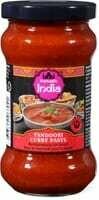 Namaste India Tandoori curry paste 210g