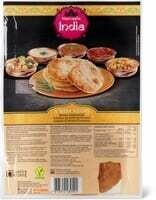 Namaste India Mini naan bread 260g