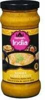 Namaste India Korma curry sauce 350g