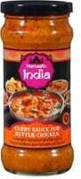 Namaste India Butter chicken curry 350g