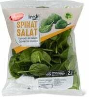Bio Anna's Best Salade d'épinards 100g