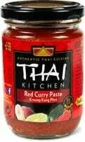 Thai Kitchen Pâte de Curry Rouge 225g