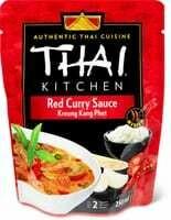 Thai Kitchen Red Curry Sauce 250ml