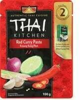 Thai Kitchen Red curry paste 100g