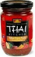 Thai Kitchen Pâte de Curry Jaune 225g