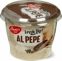 Anna's Best Fresh Dip a poivre 125g