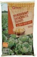 M-Classic Choucroute cuite 500g
