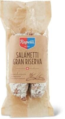 Rapelli Salametto Gran Riserva 180g