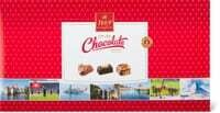 Swiss chocolate Pralinés assortis 285g