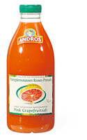 Andros Jus Pamplemouss rose 1l