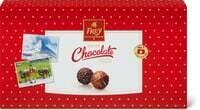 Swiss chocolate Assorted truffles 153g