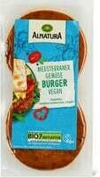 Alnatura Burger méditerranéen 175g