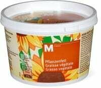 M-Classic Graisse végétale 250g