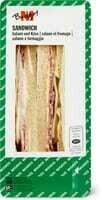 M-Budget Sandwich au salami 165g