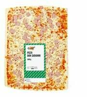 M-Budget Family Pizza don Giovanni 1kg