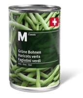 M-Classic Haricots verts fins 210g