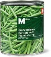 M-Classic Haricots verts fins 440g