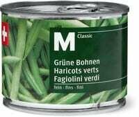 M-Classic Haricots verts fins 120g
