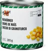 M-Budget Grains de maïs 285g