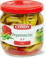 Condy Peperoncini Hot 180g