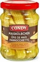 Condy epis de maïs Curry 125g